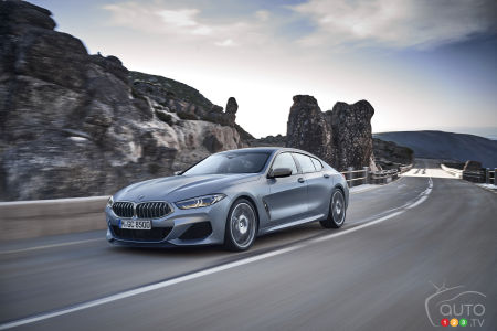 2020 BMW 8 Series Gran Coupe Revealed At Last