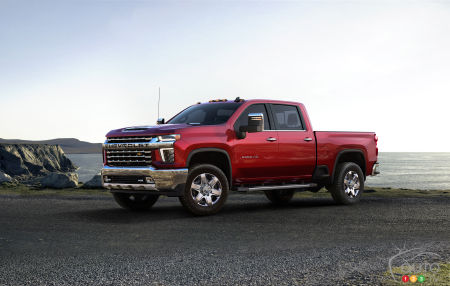 A $100,000 Pickup From Chevrolet?