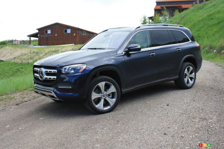 2020 Mercedes-Benz GLS First Drive: The S-Class of SUVs