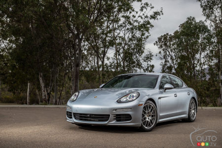 Porsche recalling 100,000 Vehicles Over Rollaway Risk