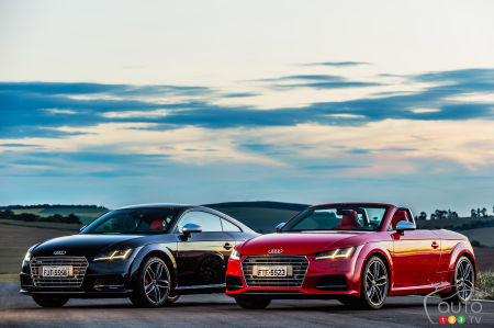 Audi to Produce a TT Successor After All
