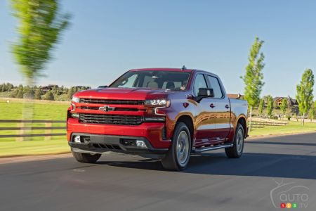 Silverado 1500 Diesel >> 2020 Chevrolet Silverado 1500 Diesel First Drive Car Reviews Auto123