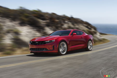 The Chevrolet Camaro Might Not Survive Past 2023