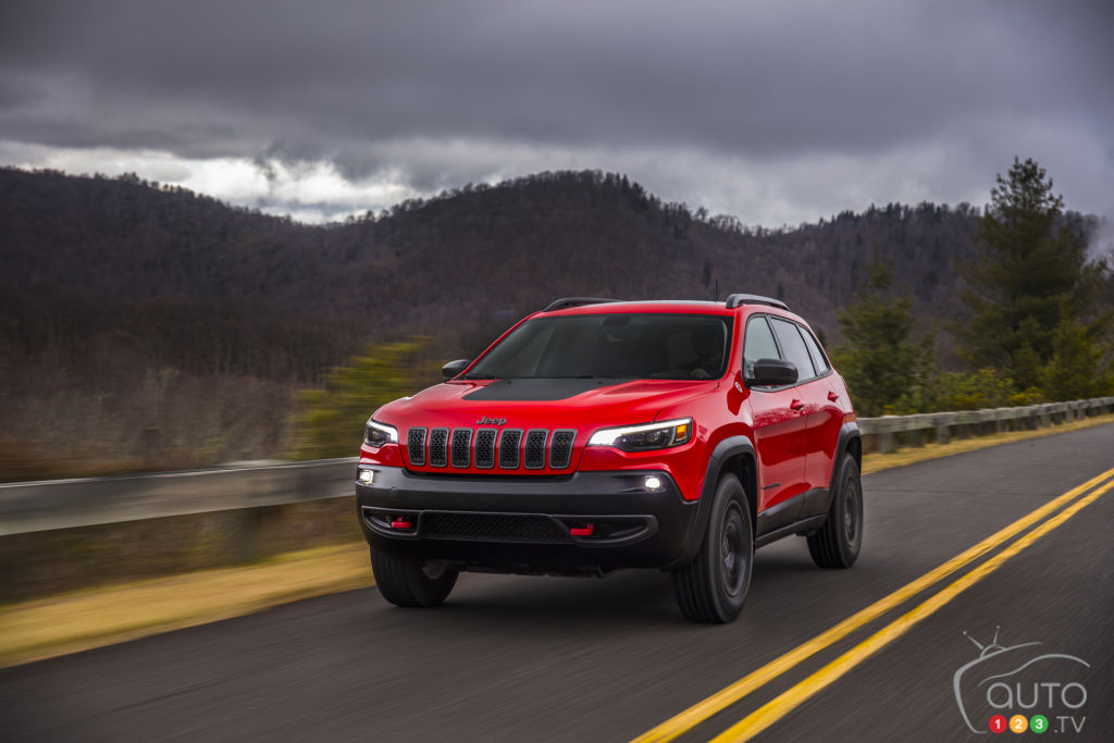 2019 Jeep Cherokee, the Most North American Vehicle of All