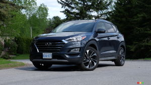2019 Hyundai Tucson Review: Ready for Prime Time?