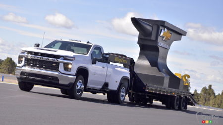 New 2020 Chevrolet Silverado HD First Drive: 35,500 Reasons to Consider it