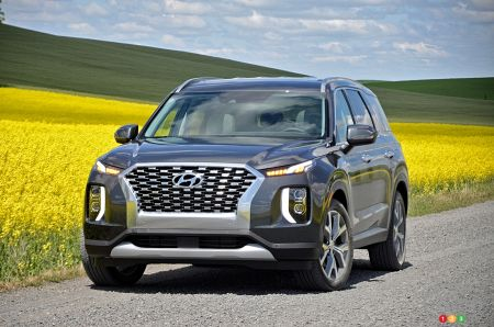 2020 Hyundai Palisade First Drive: Going Big to Seduce Big
