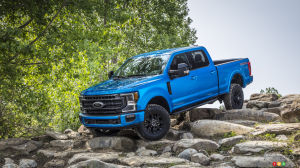 Ford Adding Tremor Off-Road Package to its Super Duty Trucks for 2020