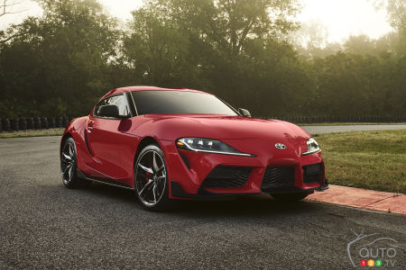A Targa Version For the Toyota Supra?
