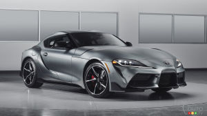 2020 Toyota Supra: Only 300 Units for Canada This Year