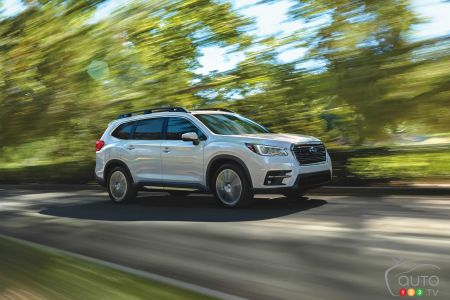 Price Boost, More Safety for 2020 Subaru Ascent
