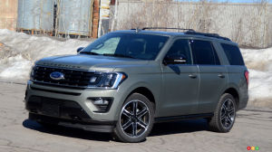 2019 Ford Expedition Review: The Definition of Uber-Comfortable