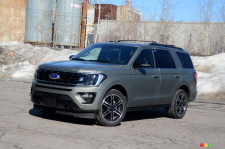 Essai du Ford Expedition 2019 : la définition même d'un VUS confortable au possible