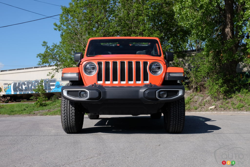 Changes Planned for the Jeep Wrangler in 2020