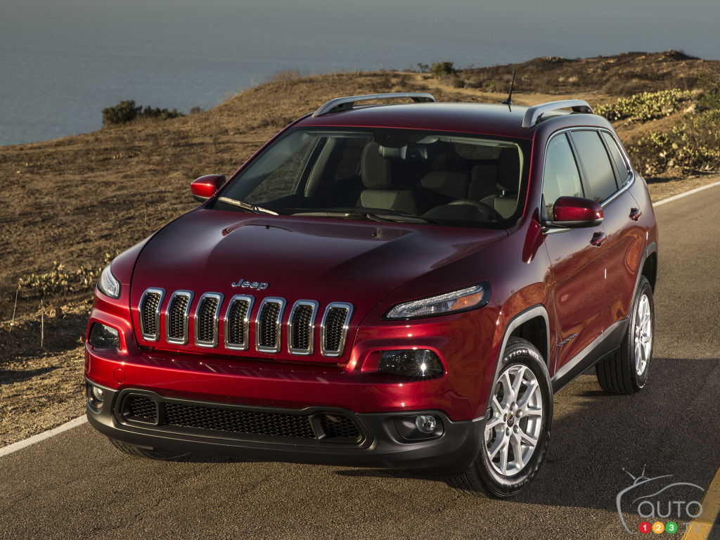 FCA Recalls Nearly 83,000 Jeep Cherokees over Transmission Issue