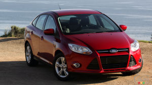 Ford is Recalling Around 400 Focus Models in Canada