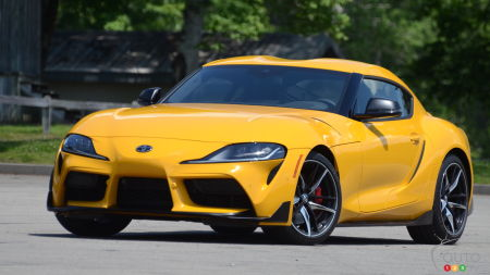 2020 Toyota Supra First Drive: The Return of Toyota