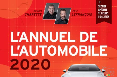 L'Annuel de l'Automobile 2020 : A Yearly Tradition in French-Speaking Canada Continues