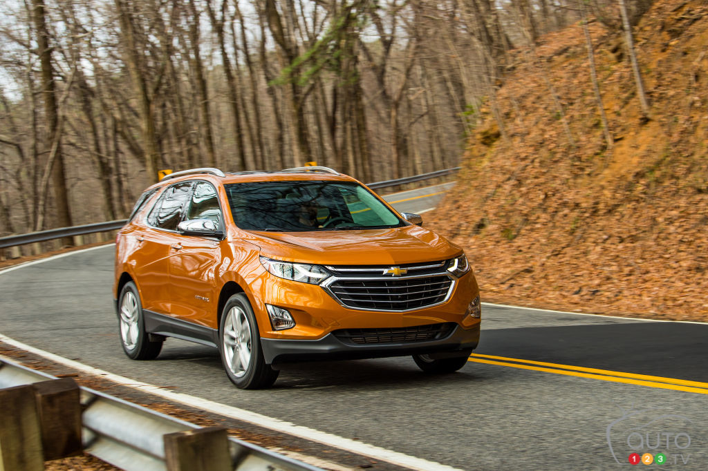 No More Diesel Engine for the Chevy Equinox and GMC Terrain