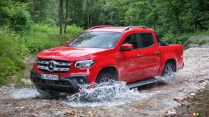 A Career Cut Short for Mercedes-Benz' Pickup?