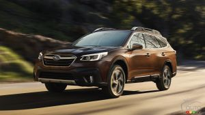 Subaru Canada Reveals Pricing, Details for 2020 Outback, Legacy