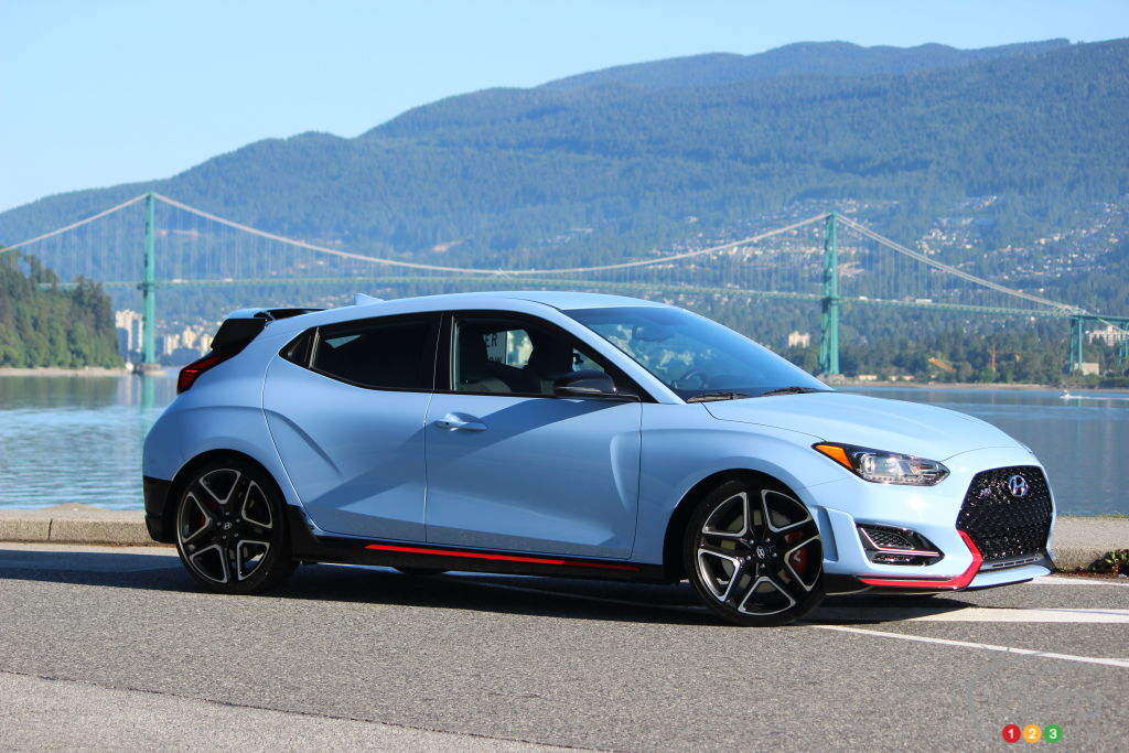 2019 Hyundai Veloster N Review: Reviving the Drive