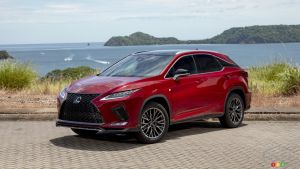 2020 Lexus RX and GX First Drive: We Meet the New 'Utes from the Luxury Carmaker