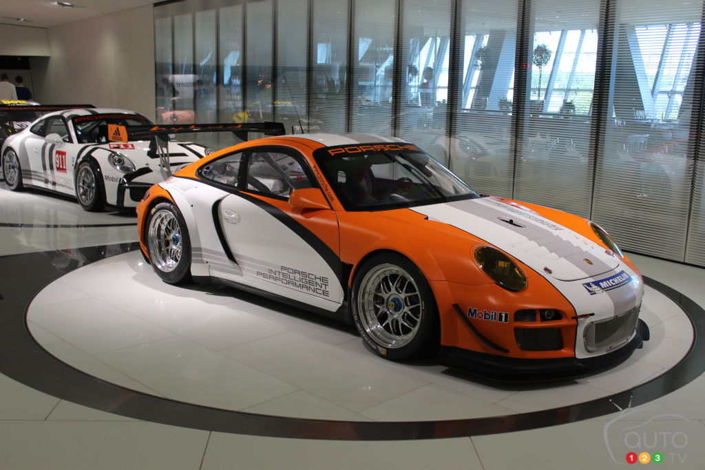 Top 10: What we saw at the Porsche Museum in Stuttgart
