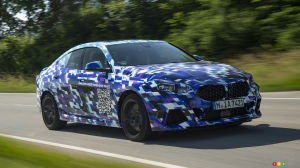 BMW Shows More of its Upcoming 2020 BMW 2 Series Gran Coupe