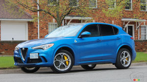 2019 Alfa Romeo Stelvio Quadrifoglio Review: The Clover Makes All the Difference
