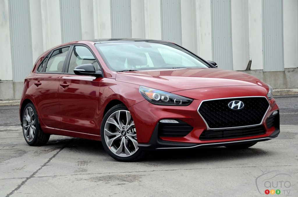 Hyundai Cuts Manual Transmission Option from Two Models in U.S. - But Canada Keeps Them