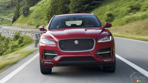 "Jaguar Confirms Big J-Pace SUV On the Way, Hints at ""Baby Jag"" Utility Model"