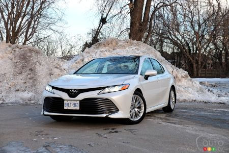 2019 Toyota Camry Review: More Than Just Trusty