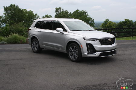 First Drive of the 2020 Cadillac XT6: Medium-Large