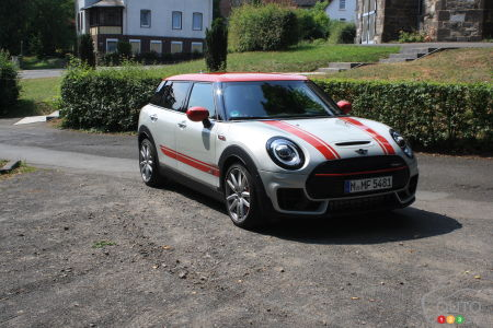 2020 Mini Clubman JCW First Drive: More Bite to Back Up its Bark