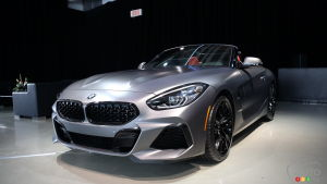 The New Z4 Could be the Last That BMW Makes