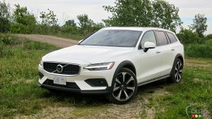 2019 Volvo V60 Cross Country T5 Review: The high(er)-legged CC is back