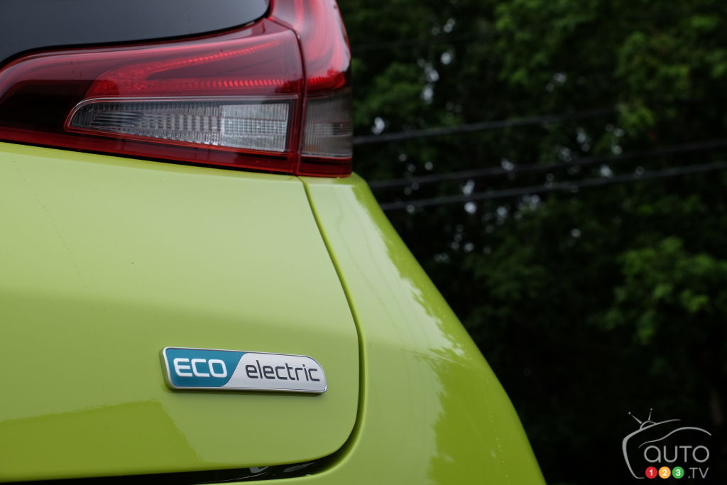 Big jump in sales of EVs in Canada since start of incentives program