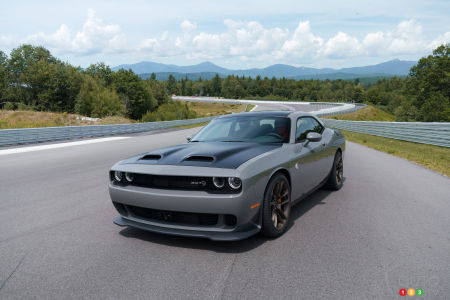Dodge in U.S. offers $10 Discount for Every Horsepower on New Vehicle Purchase