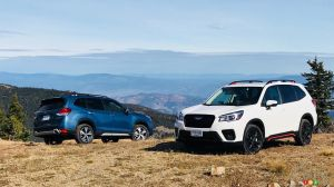Subaru Forester Hits Sales Milestone in the U.S.