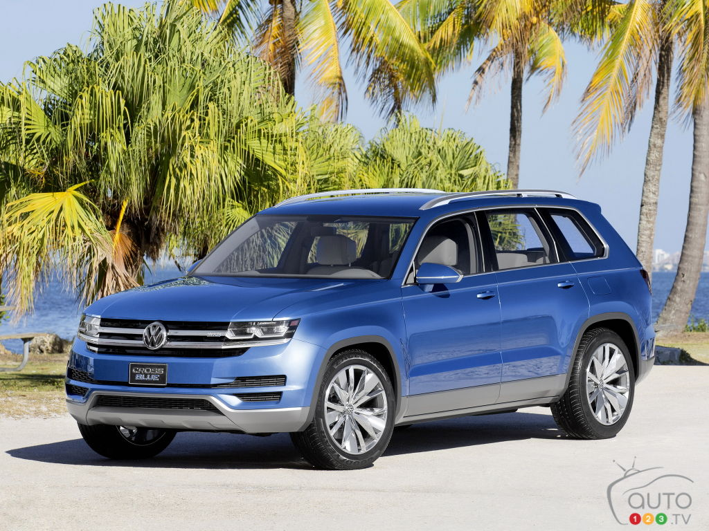 A Very Different Tiguan by 2022?