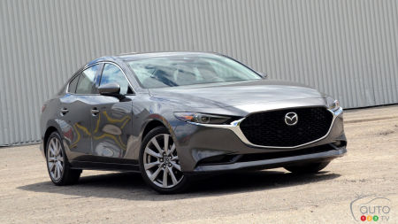 2019 Mazda3 Sedan Review: A Proven Recipe