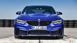 2020 BMW M3 to Get up to 517 HP… and a Manual Gearbox