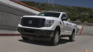 2020 Nissan Titan: No More Single Cab or Diesel-Powered XD Version