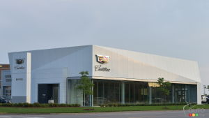 A Fourth Cadillac-only Dealership Opens in Canada