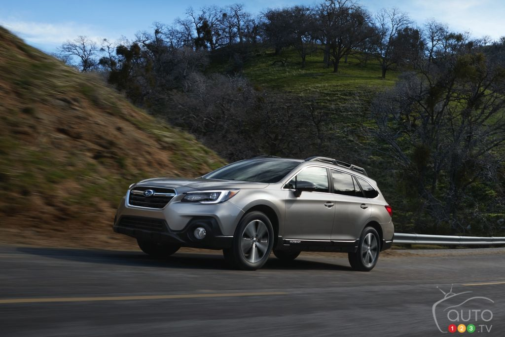 2019 Subaru Outback Review: It's a Wagon, No It's an SUV, No it's a...