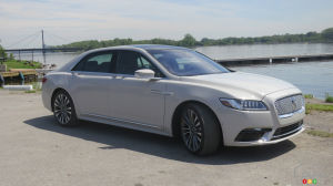 2019 Lincoln Continental Review: The Enigma