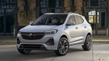 Two 3-Cylinder Turbo Engines for the 2020 Buick Encore GX