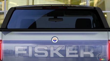 Fisker Looking at Producing an Electric Pickup Truck