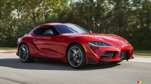 Toyota Supra to Get More-Powerful Variants, But No Manual Transmission
